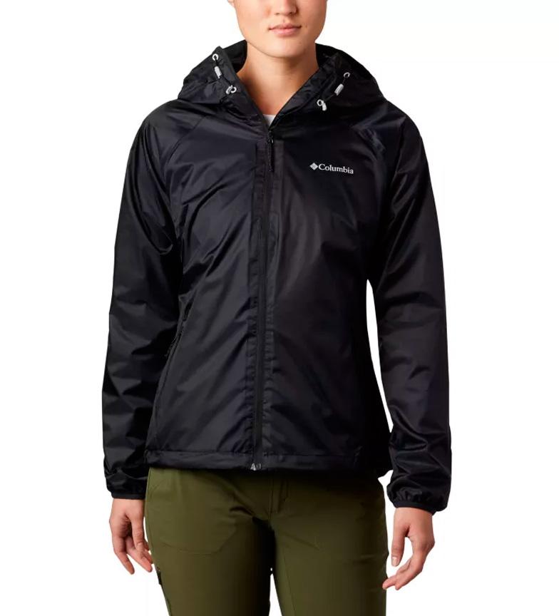 Comprar Columbia Ulica raincoat black