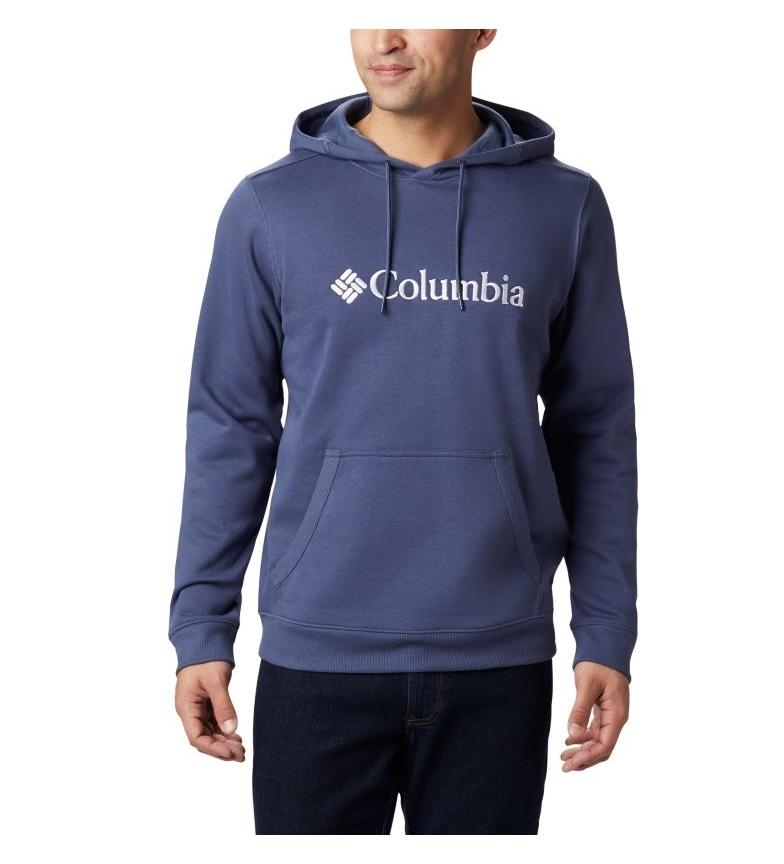 Comprar Columbia Sweat-shirt CSC Logo de base Sweat à capuche bleu
