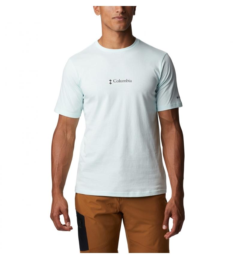 Comprar Columbia CSC Basic Logo T-shirt light blue