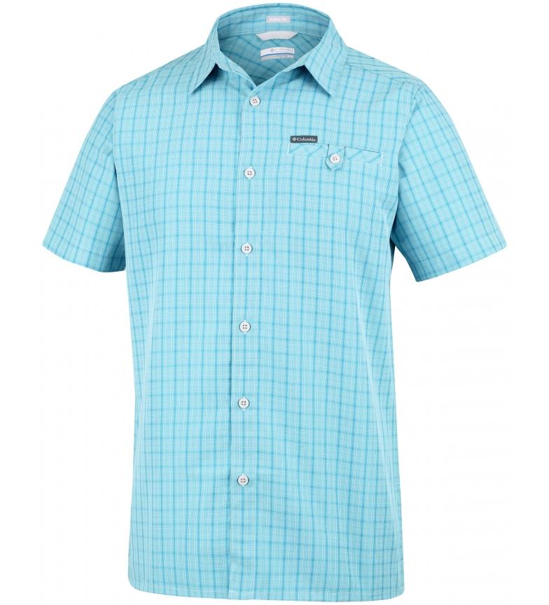 Comprar Columbia Camisa Declinação Trilha II azul claro