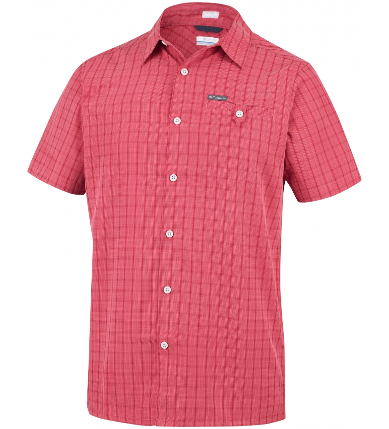 Comprar Columbia Declination Trail II shirt red