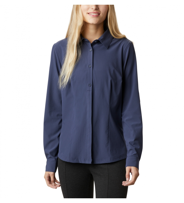 Comprar Columbia Camisa Saturday Trail marino