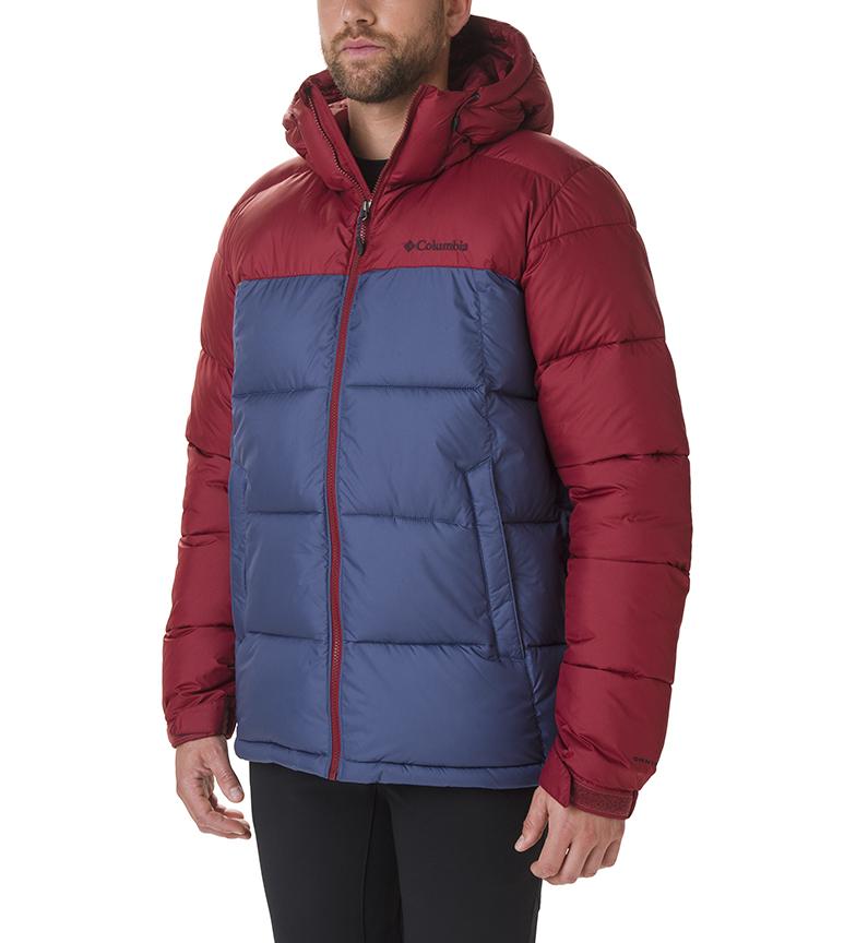 Comprar Columbia Pike Lake Hooded Blue Jacket