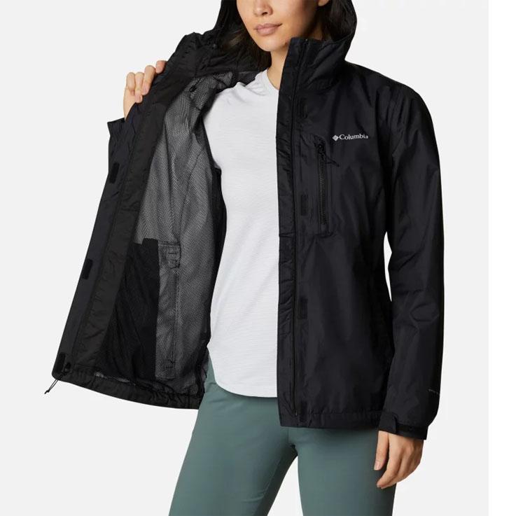Comprar Columbia Raincoat Pouring Adventure II preto