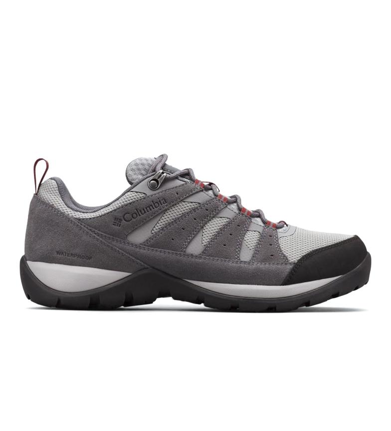 Comprar Columbia Zapatillas de piel Redmond V2 WP gris