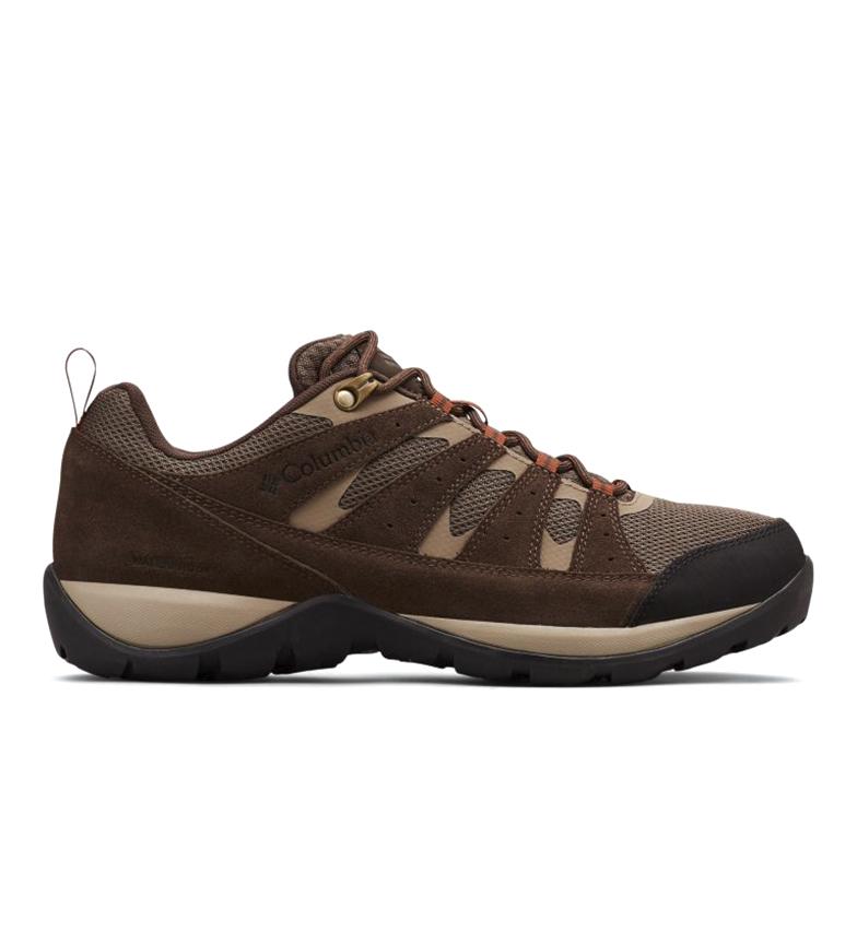 Comprar Columbia Zapatillas de piel Redmond V2 WP marrón