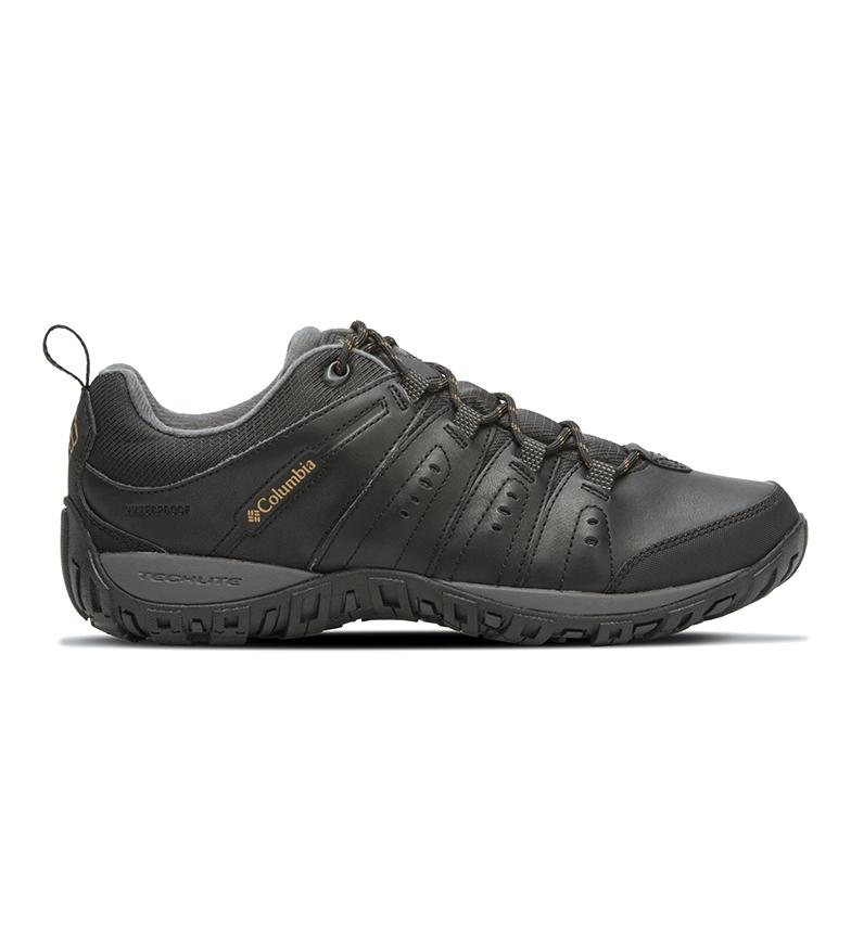 Comprar Columbia Outdoor Woodburn II Sapatos Impermeáveis Preto