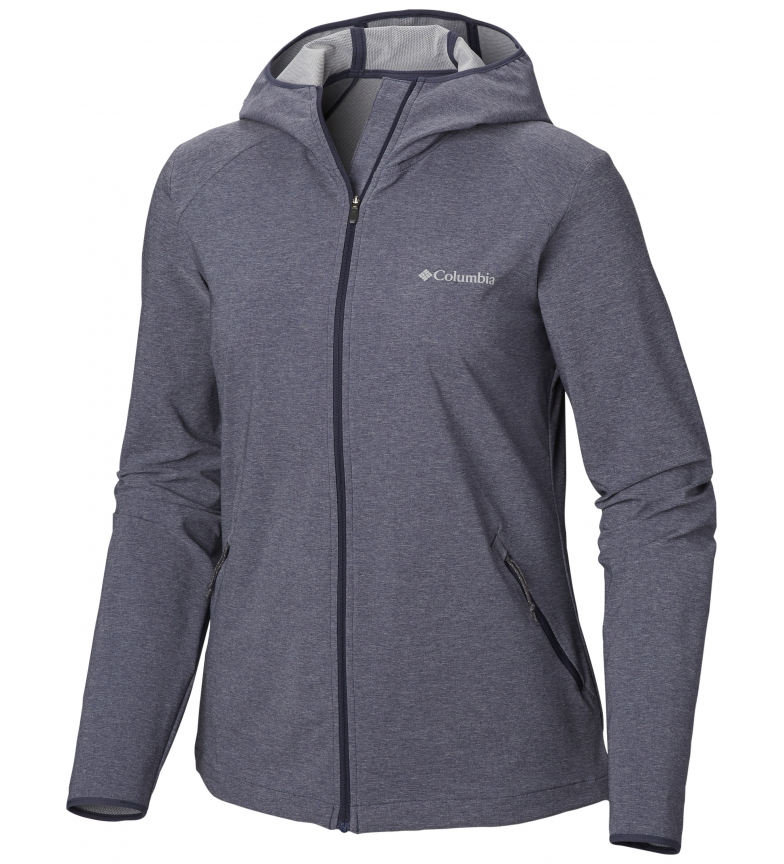 Comprar Columbia Chaqueta softshell Heather Canyon marino