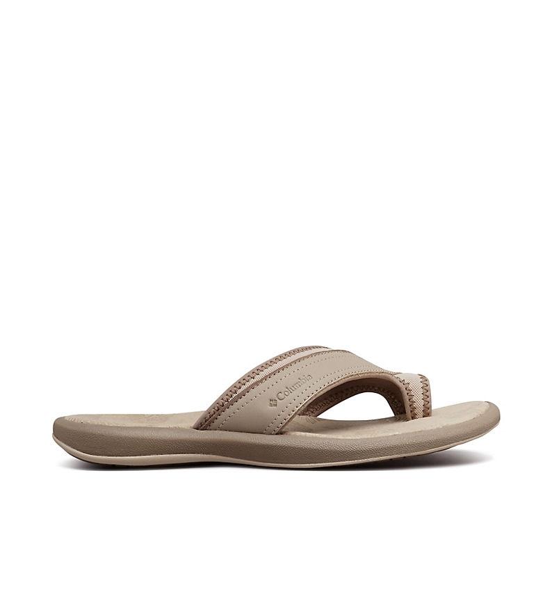 Comprar Columbia Kea II leather sandals beige
