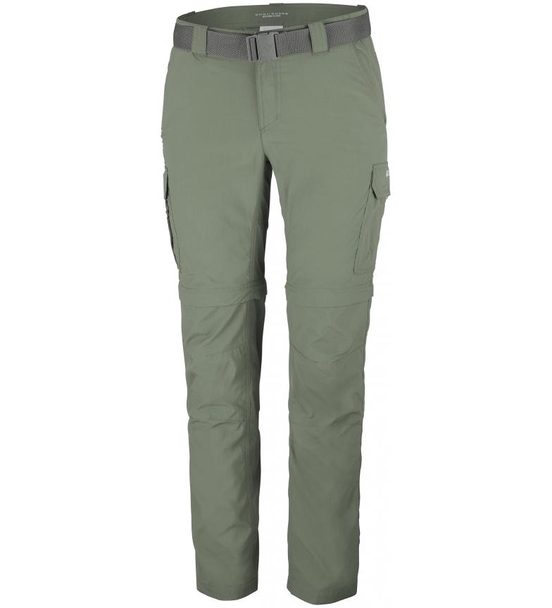 Comprar Columbia Pantaloni convertibili Silver Ridge II verdi