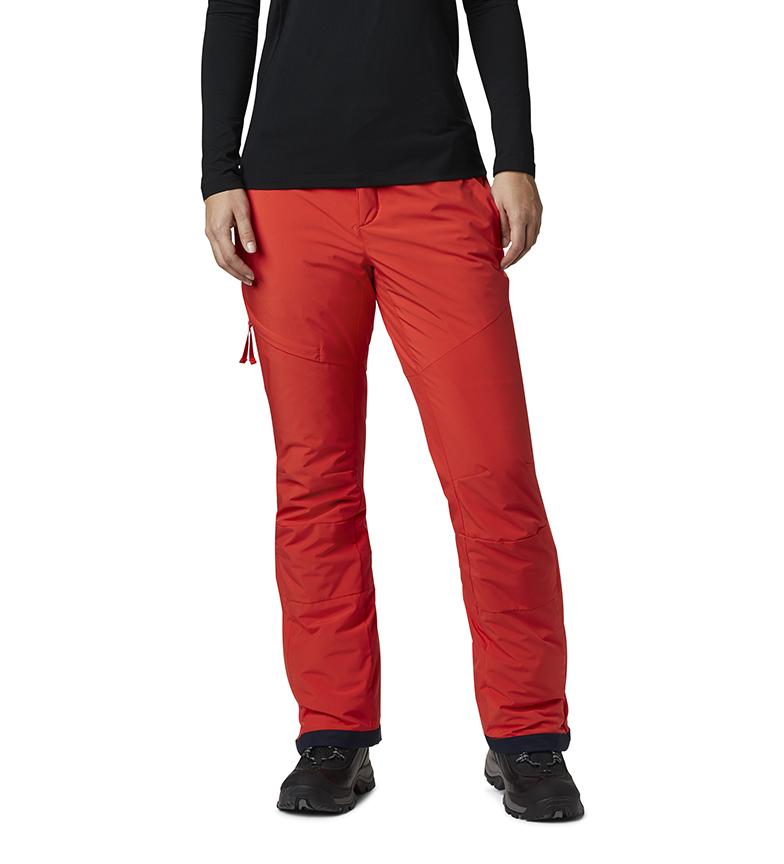 Comprar Columbia Pantalón Insulados Kick Turner naranja