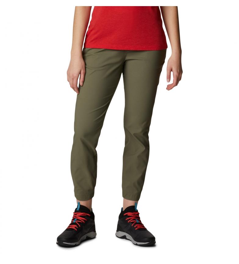 Comprar Columbia Firwood Camp II Pants green