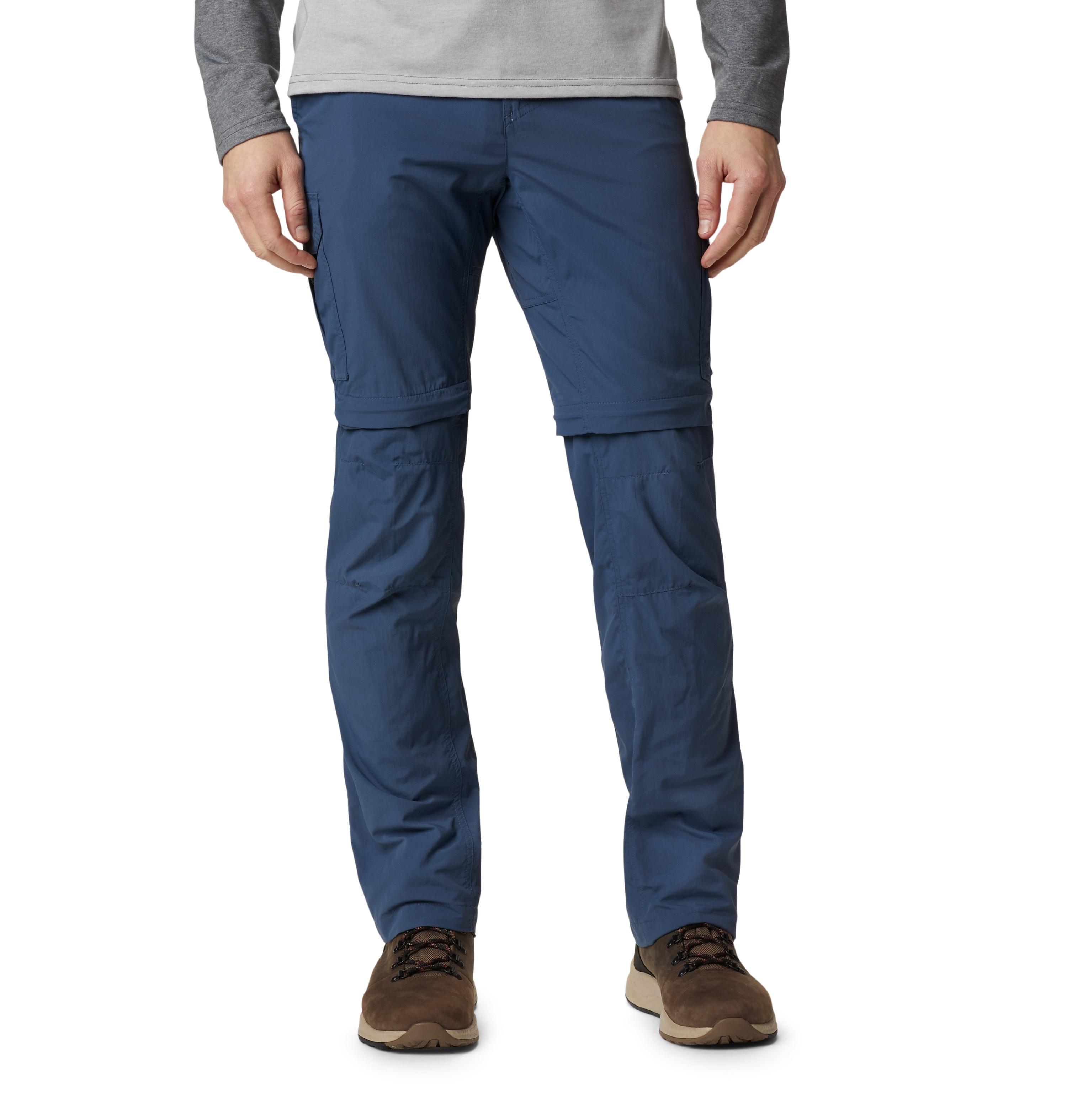 Comprar Columbia Pantalon bleu convertible Silver Ridge II / Polartec® / Alpha® /