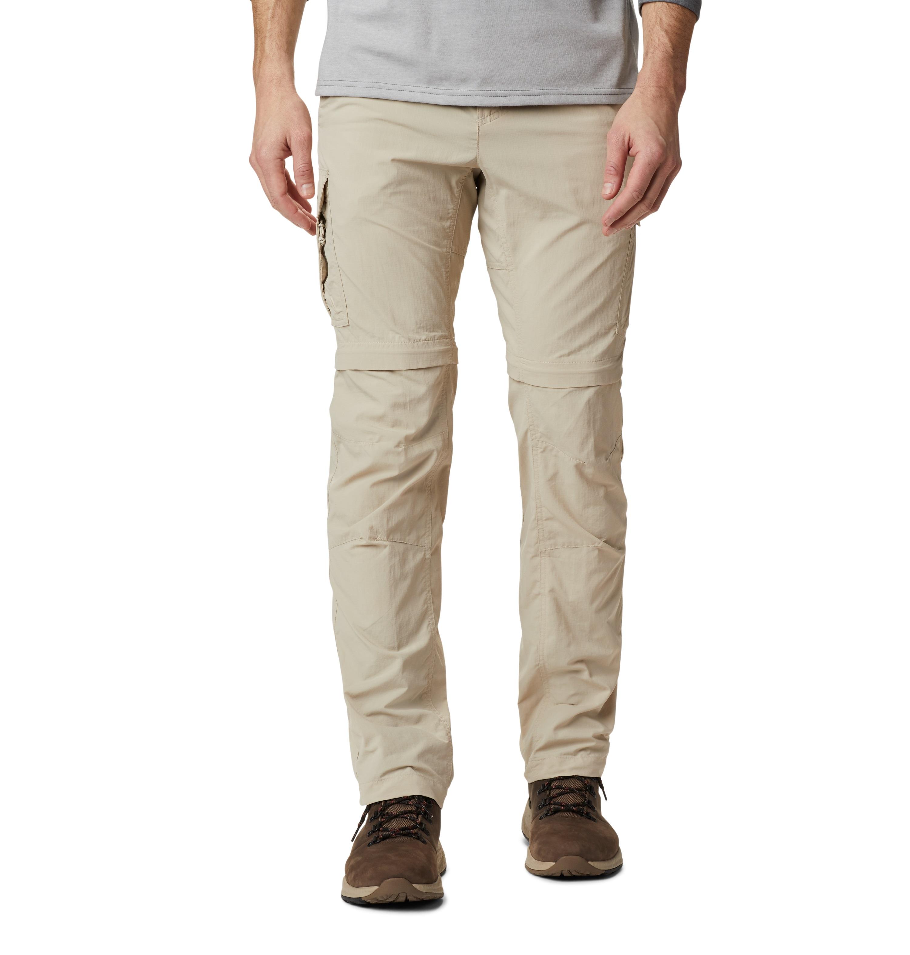 Comprar Columbia Pantalon convertible Silver Ridge II blanc / Polartec® / Alpha® /