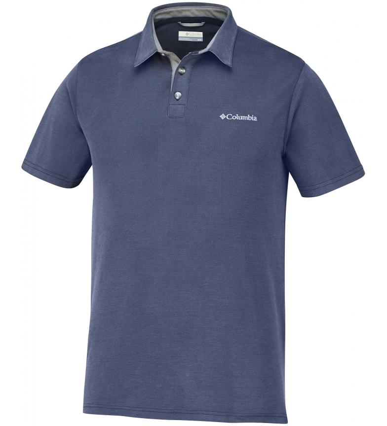 Comprar Columbia Nelson Marine Point Polo Camisa Pólo