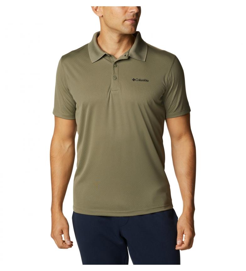 Comprar Columbia Zero Rules green polo shirt