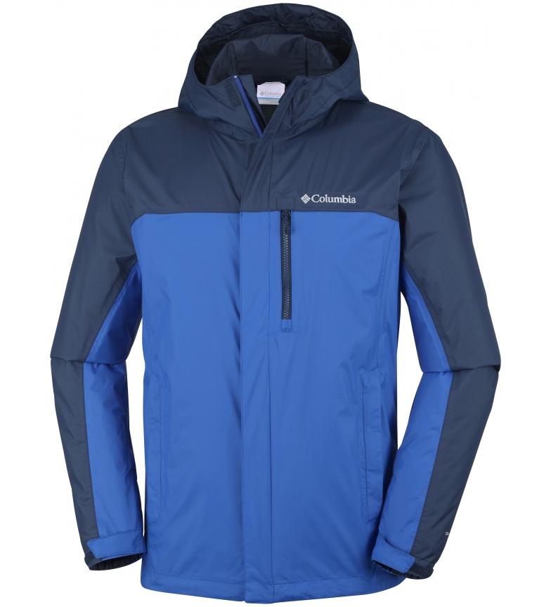 Comprar Columbia Jacket Pouring Adventure II blue
