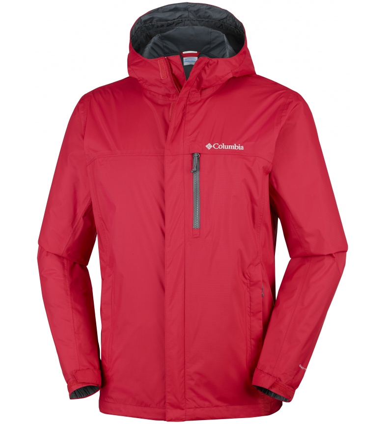 Comprar Columbia Giacca Pouring Adventure II rossa
