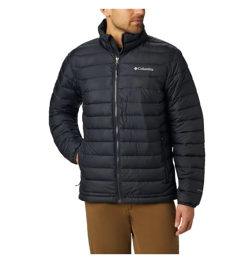 Comprar Columbia Powder Lite Jacket nero /Omni-Heat/
