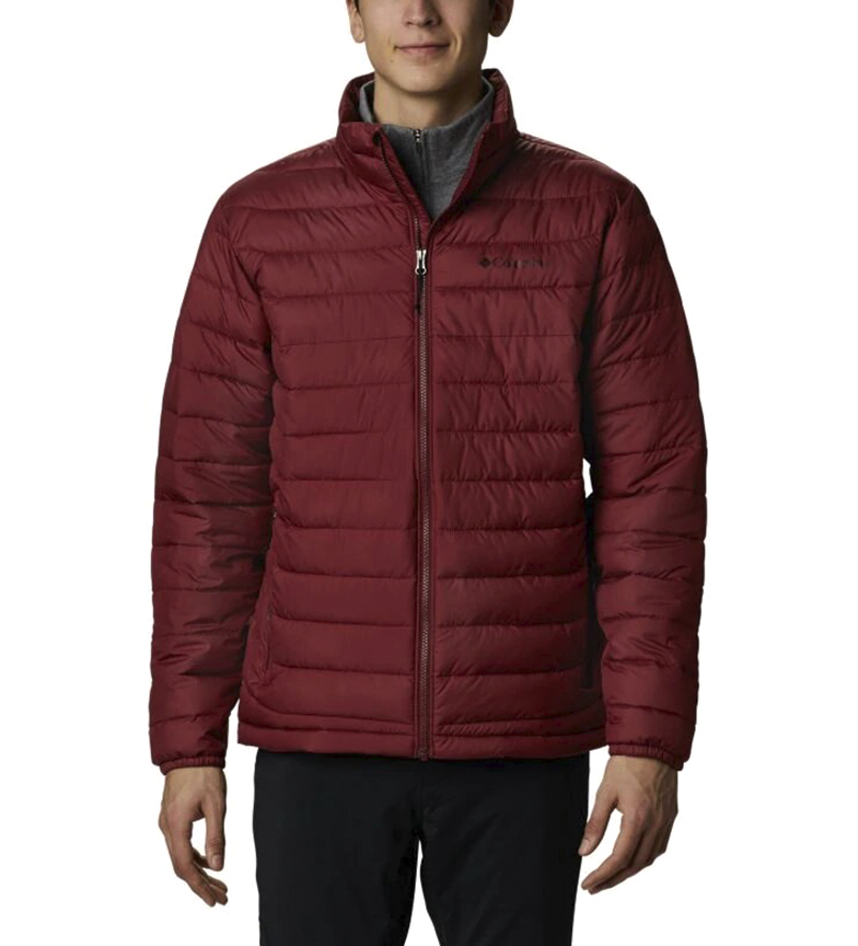 Comprar Columbia Powder Lite Garnet /Omni-Heat Jacket/