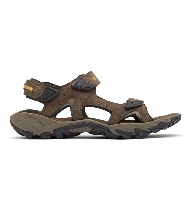 Comprar Columbia Sandals Santiam 3 Strap brown