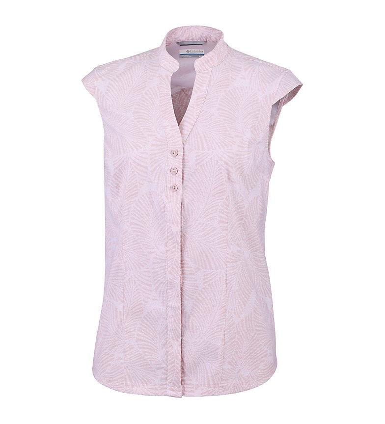 Comprar Columbia Elastic shirt Saturday Trail pink