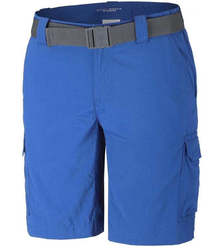 Comprar Columbia Carico corto Silver Ridge II blu