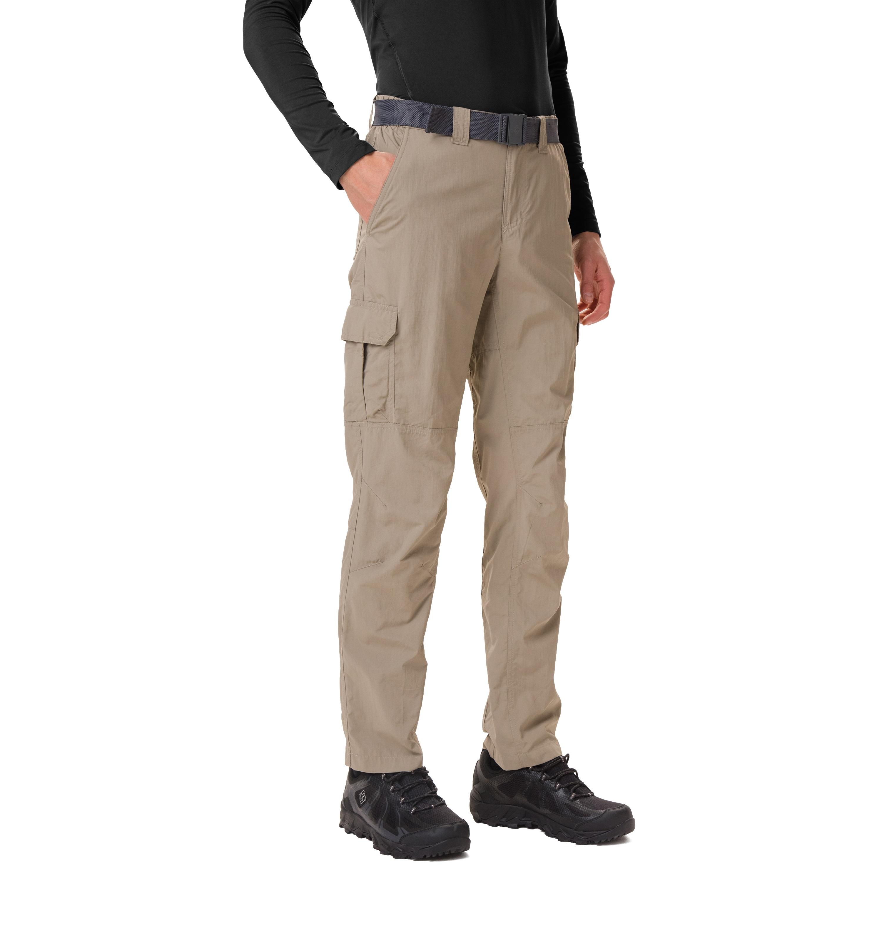 Comprar Columbia Silver Ridge II Cargo brown pants / Omni-Wick / Omni-Shade /
