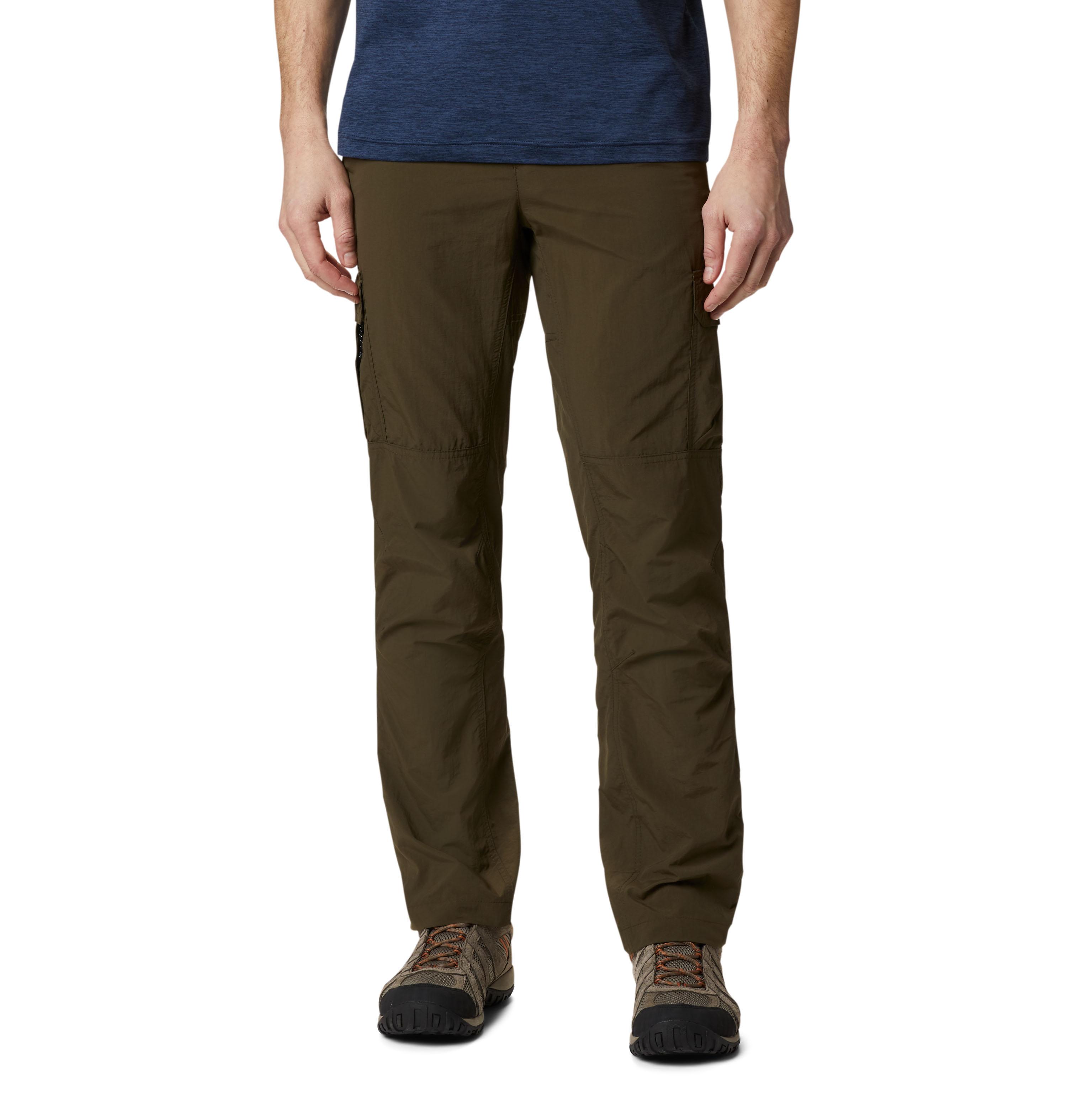 Comprar Columbia Silver Ridge II Cargo Green Pants / Omni-Wick / Omni-Shade