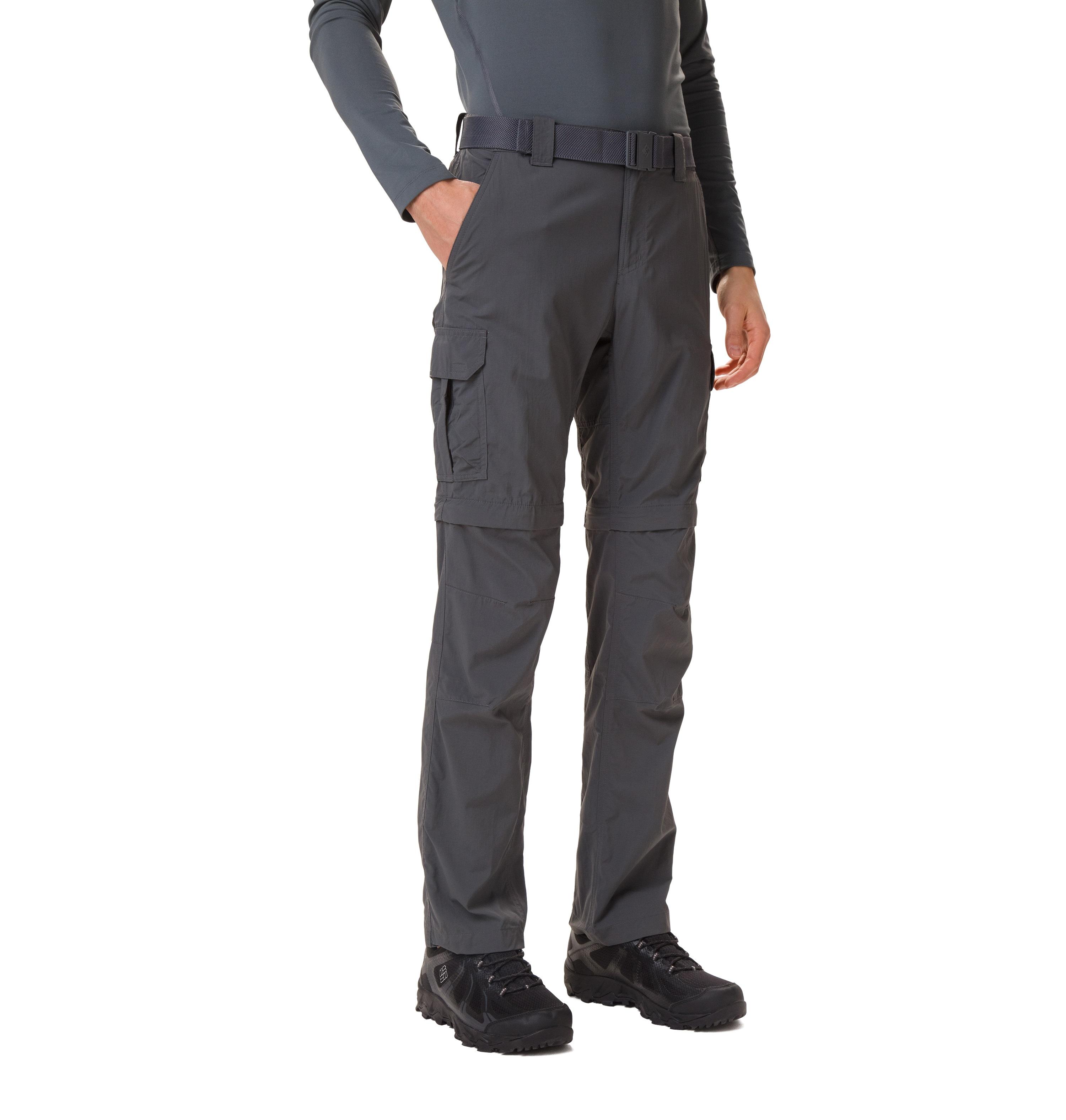 Comprar Columbia Calças Silver Ridge II Convertible grey pants / Polartec® / Alpha® /