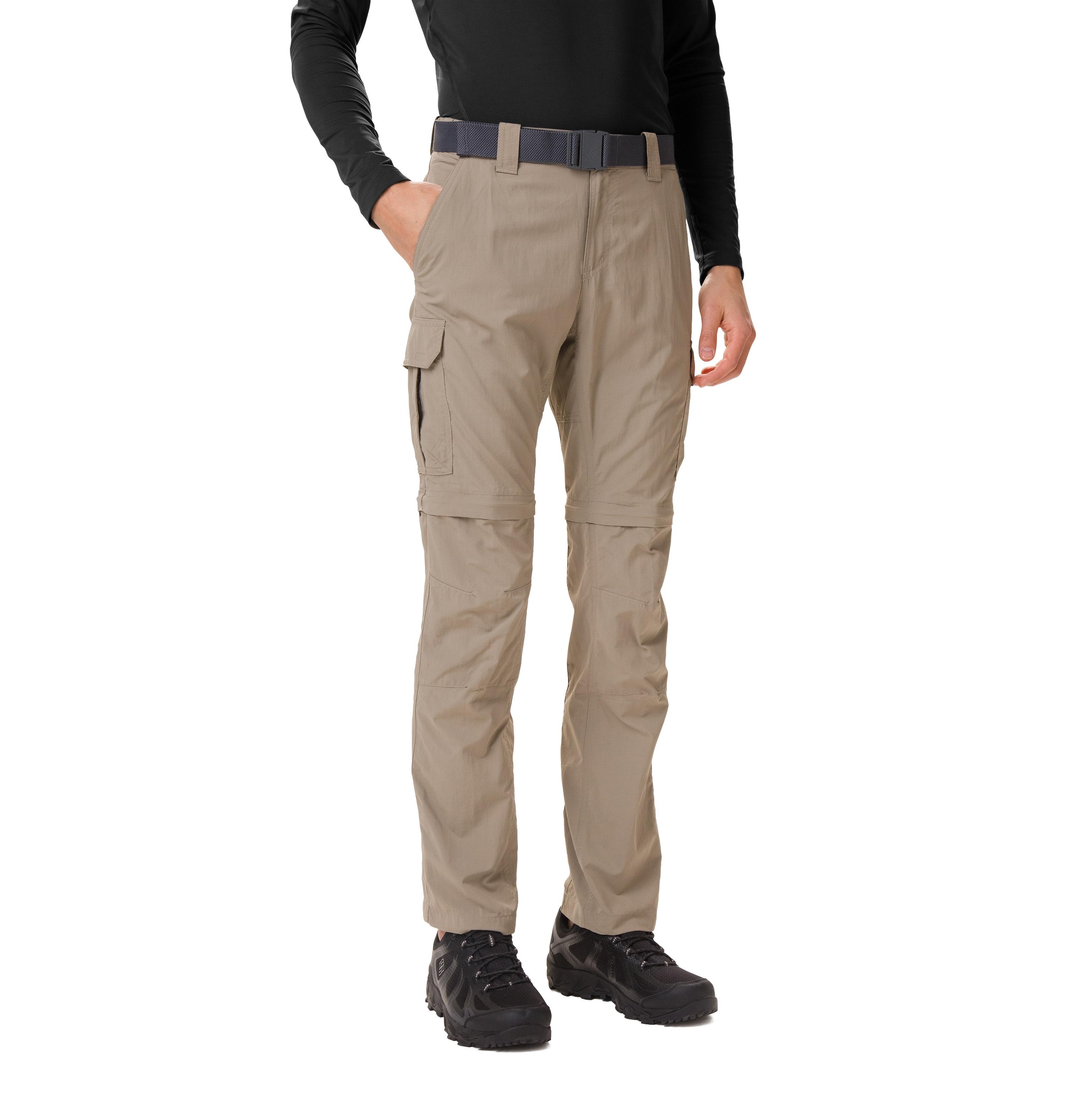 Comprar Columbia Silver Ridge II Convertible Brown Pants / Polartec® / Alpha® /