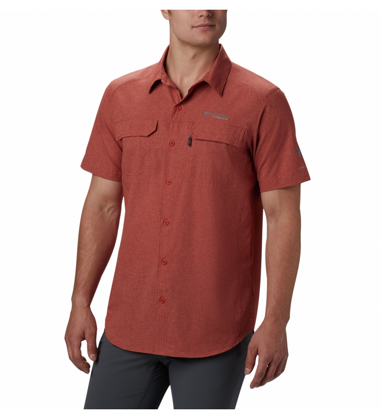 Comprar Columbia Camicia Irico rossa
