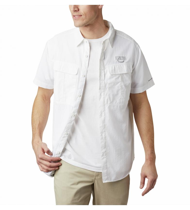 Comprar Columbia Camicia bianca Cascades Explorer