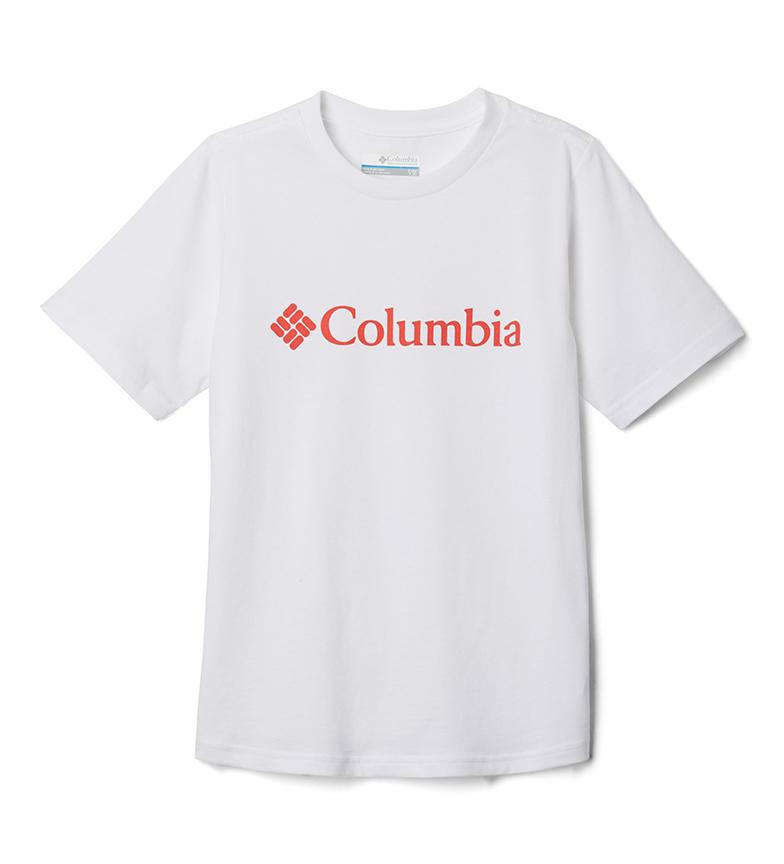 Comprar Columbia Camiseta CSC Basic Logo Youth blanco