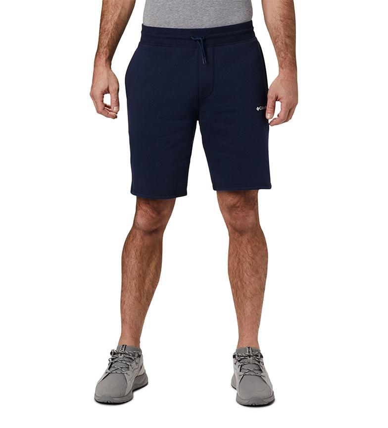 Comprar Columbia Short M Logo Fleece navy