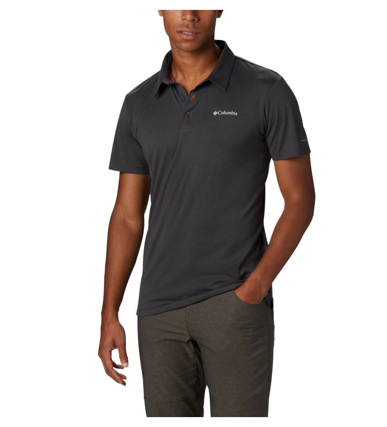 Comprar Columbia Camisa pólo Triple Canyon preta