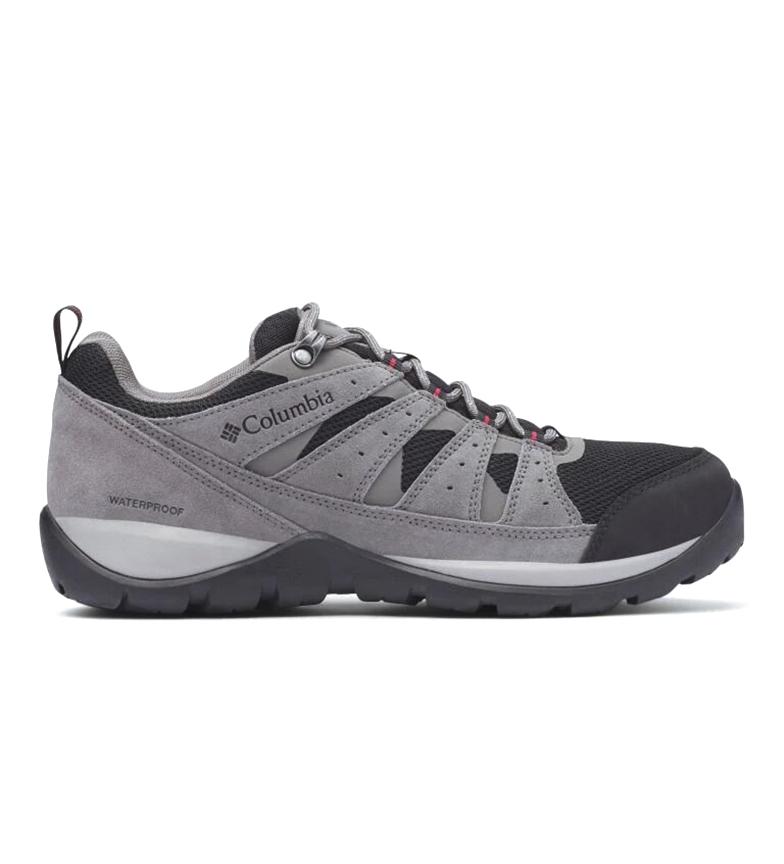 Comprar Columbia Sapatos de couro Redmond V2 WP, cinza