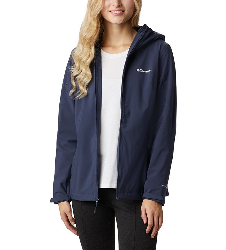 Columbia Trek Light Stretch Jacket blue