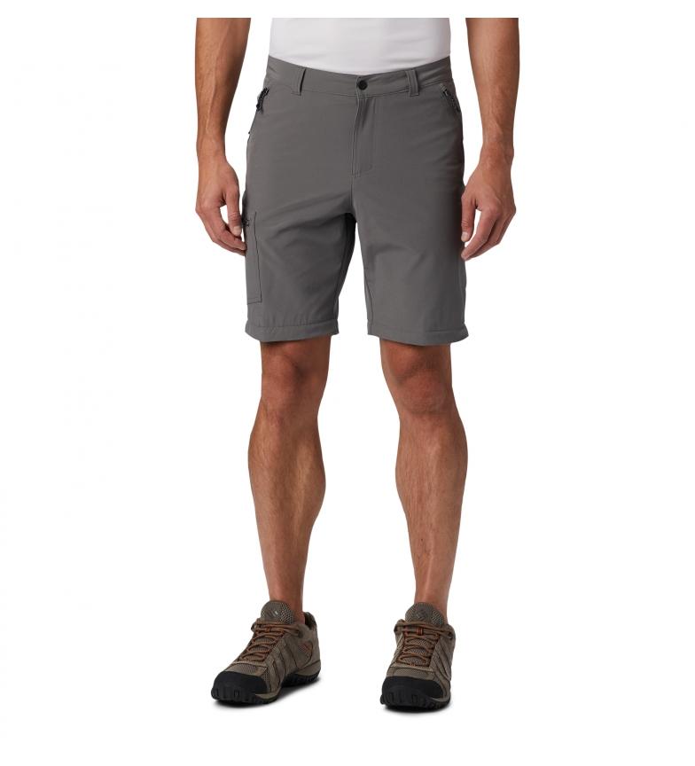Columbia Pantalon convertible Triple Canyon gris