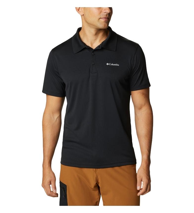 Comprar Columbia Zero Rules short sleeve polo black