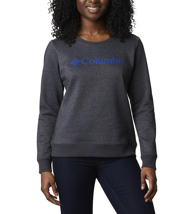 Comprar Columbia Sudadera Columbia Logo Crew negro