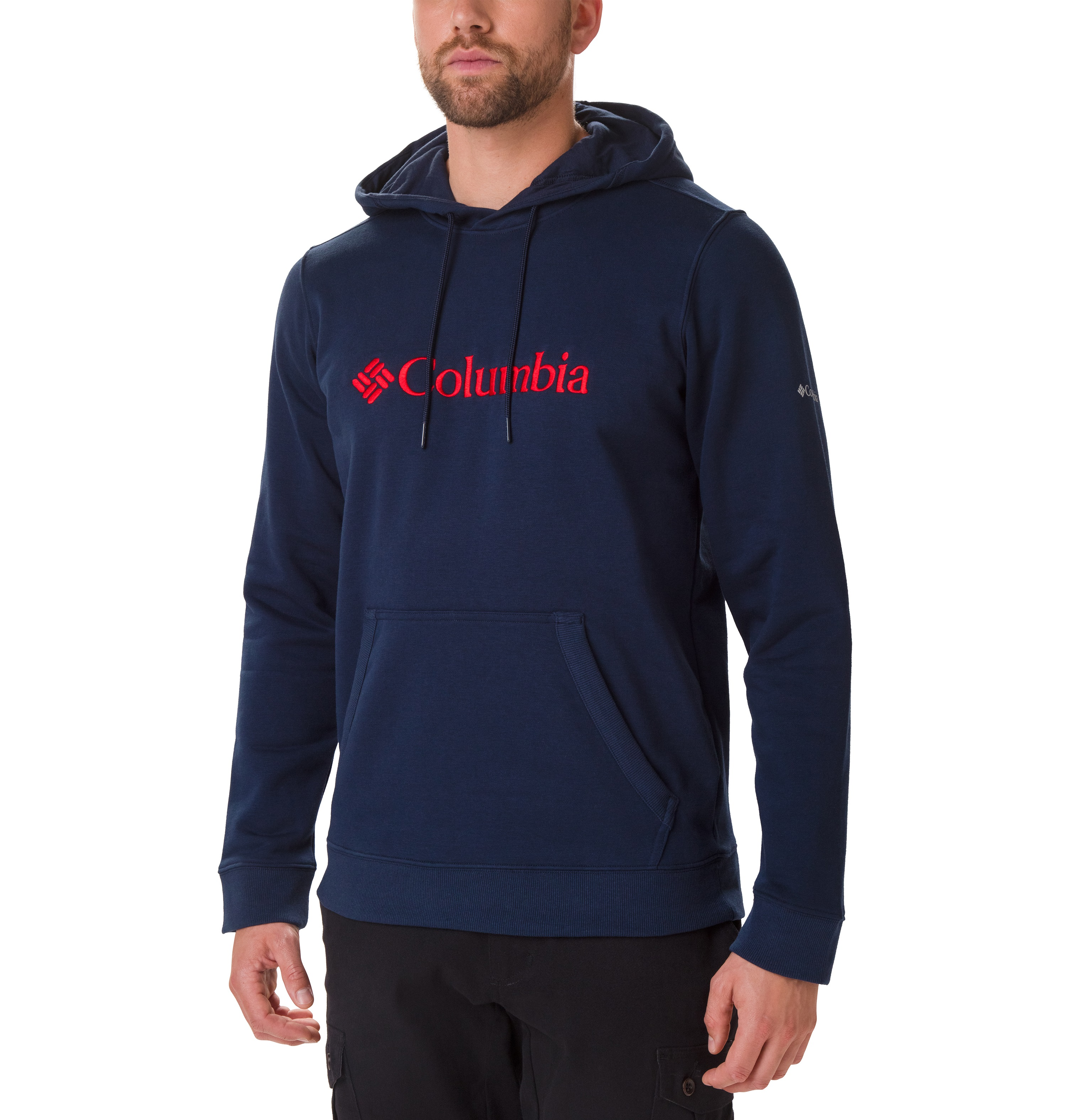 Comprar Columbia Felpa blu scuro CSC Basic Logo II