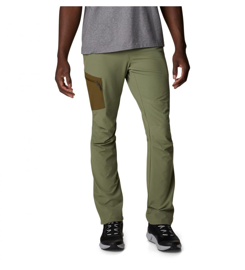 Comprar Columbia Triple Canyon Pants olive green