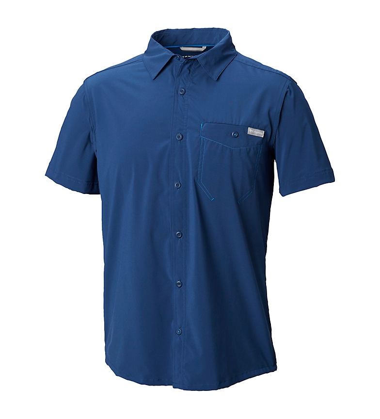 Comprar Columbia Triple Canyon shirt blue