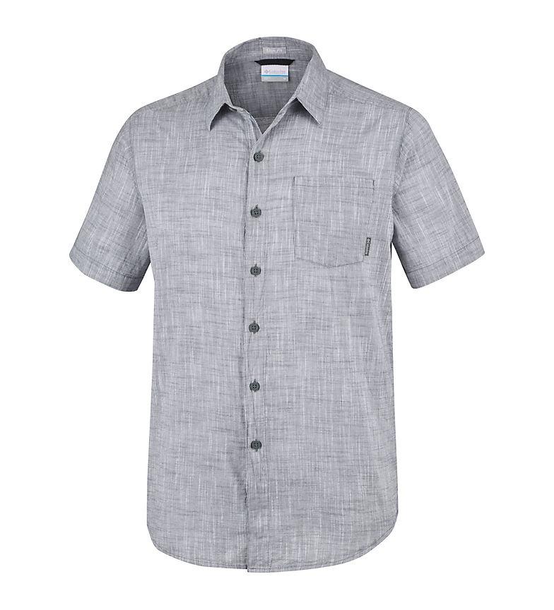 Comprar Columbia Camicia grigio sotto esposizione