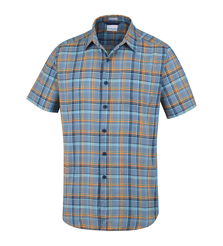 Comprar Columbia Camisa Under Exposure azul