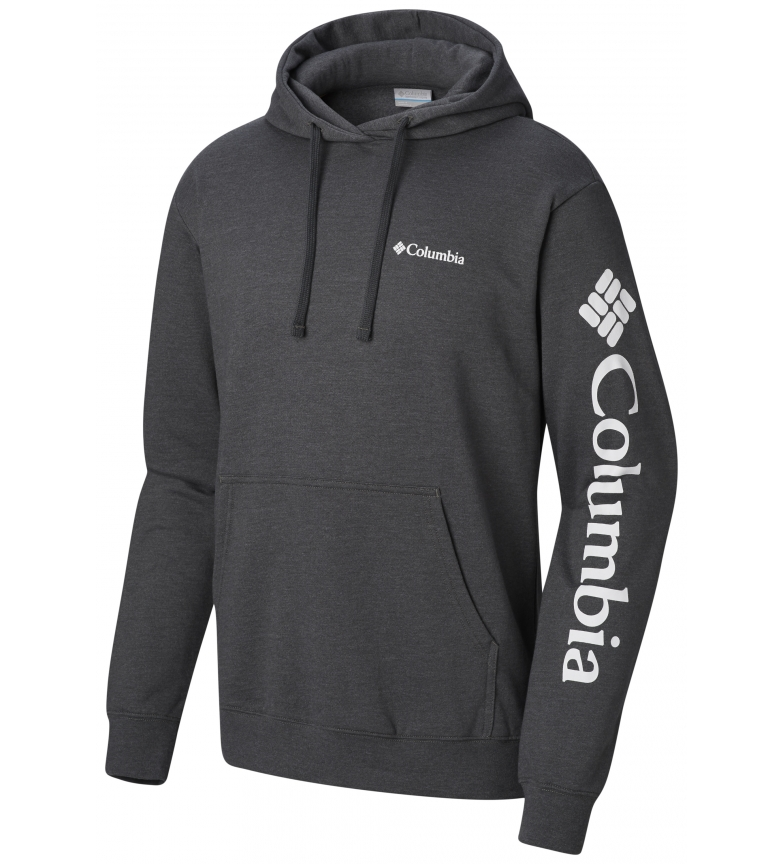 Comprar Columbia Sudadera Viewmont II Sleeve Graph gris oscuro