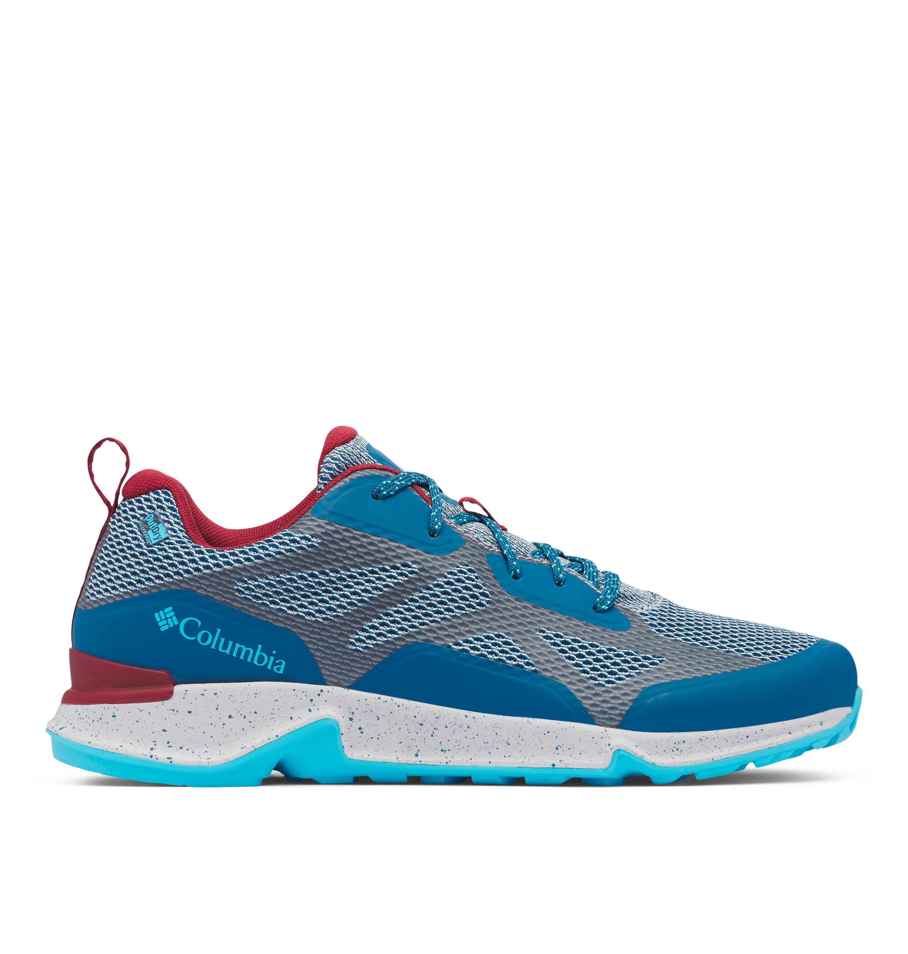 Comprar Columbia Vitesse Outdry blue / OutDry® / Omni-Grip shoes /
