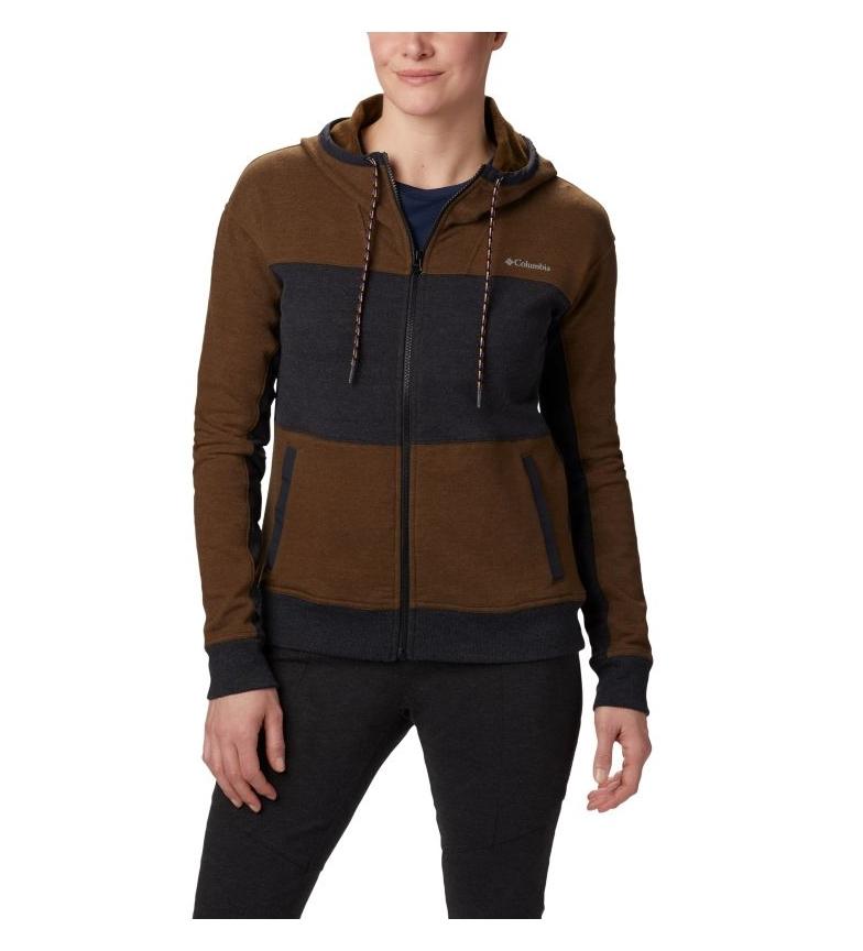 Comprar Columbia W Columbia Lodge Full Zi sweatshirt noir, vert