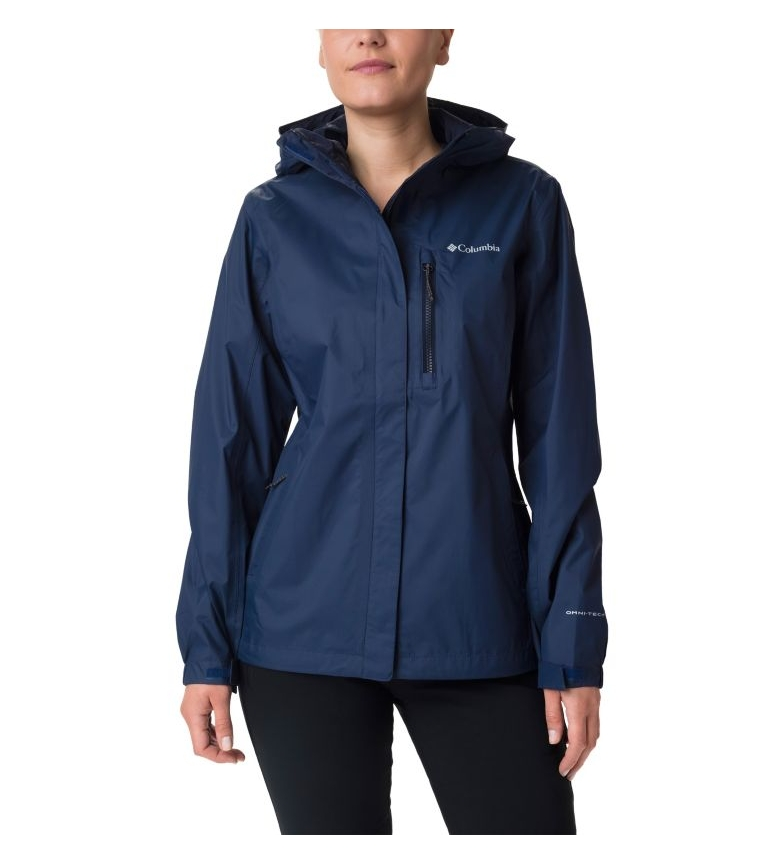 Comprar Columbia Raincoat Womens Pouring Marine Adventure
